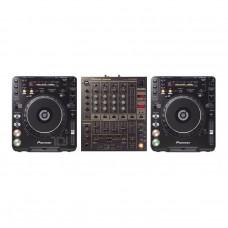قیمت خرید فروش دی جی ست Pioneer CDJ-1000MK3 | DJM-600