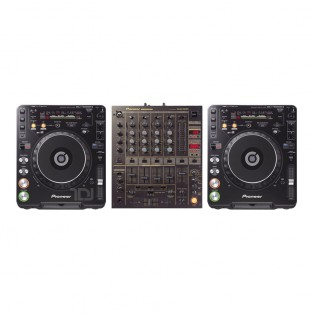 قیمت خرید فروش دی جی ست Pioneer CDJ-1000MK3   DJM-600