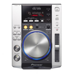 قیمت خرید فروش دی جی پلیر Pioneer CDJ-200